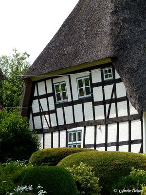 Gemeinde Brodersby - Goltoft / Altes Landhaus im Ortsteil Brodersby