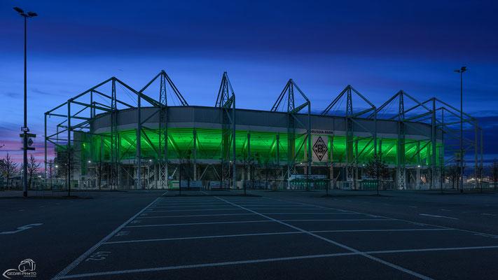 Stadion im Borussia-Park Mönchengladbach