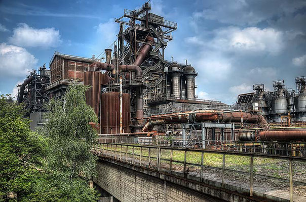 LaPaDu Landschaftspark Duisburg