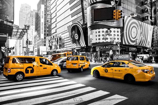 Die Straßen von NYC - Klassiker