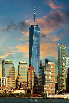 NYC - One World Trade-Center