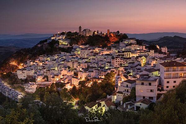 Casares Andalusien,Spanien