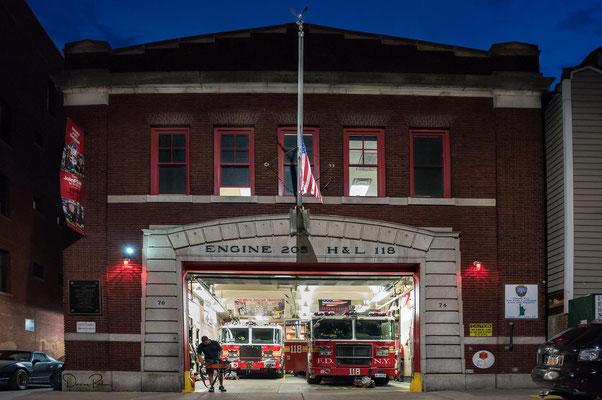 Feuerwache New York