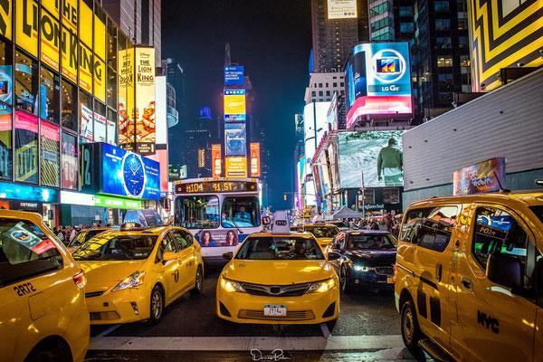 Die Straßen von NYC