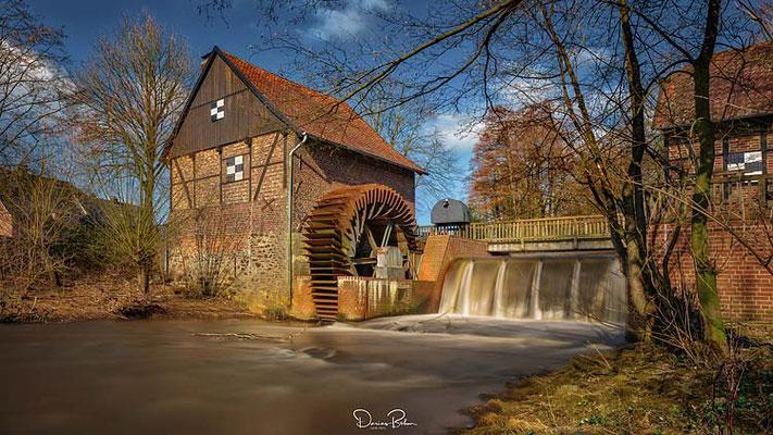 Wassermühle Sythen in Haltern