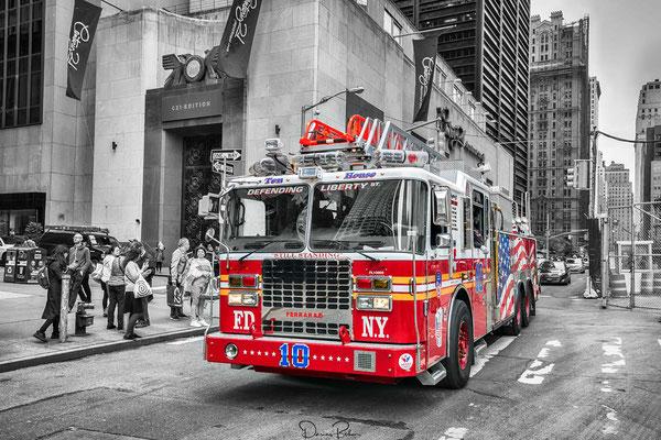 Die Sraaßen von NYC- F.D.N.Y