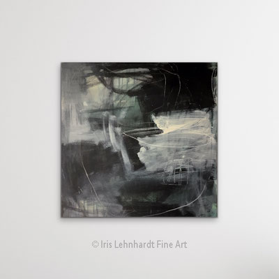 140320 | Mischtechnik auf Leinwand | 60x60 cm | Iris Lehnhardt 2020