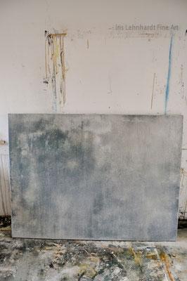 """Serie """"Grauschattierungen"""", 160x140 cm, Mischtechnik auf Leinwand, 2016"""