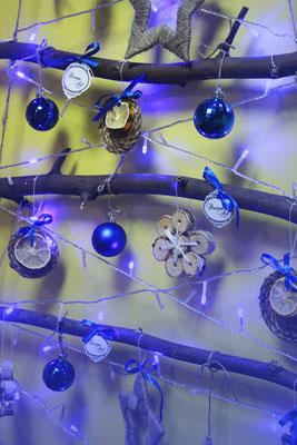 Новорічний декор (оформлення до новорічних свят CrystalAUTO)