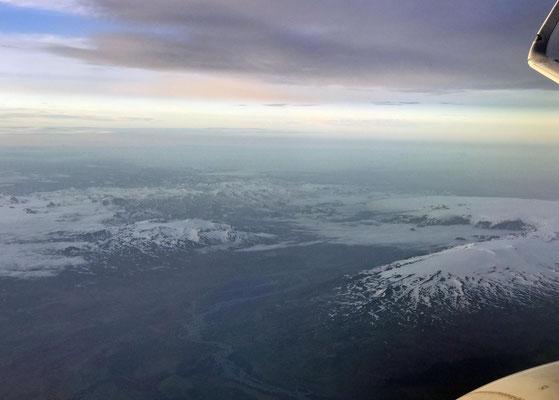 Der Mitternachtssonne entgegen, Island wir kommen!