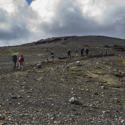 Ausschnitt aus dem Panorama: linker Bildbereich