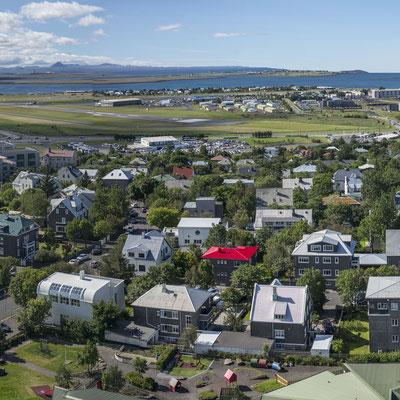 Ausschnitt aus dem Panorama: rechter Bildbereich