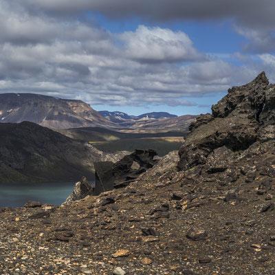 Ausschnitt aus dem Panorama: mittlerer Bildbereich
