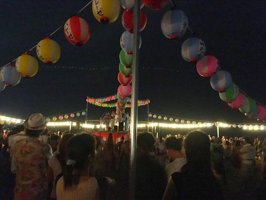 鎌倉盆踊り2017-1