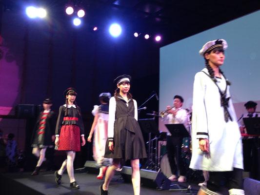 TOKYO FANTASHION 2016 May ファッションショー3