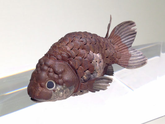 自在置物(魚)