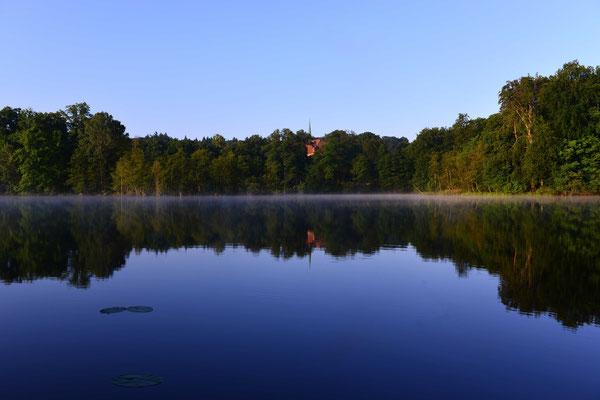 Chorin, Amtsee und Kloster