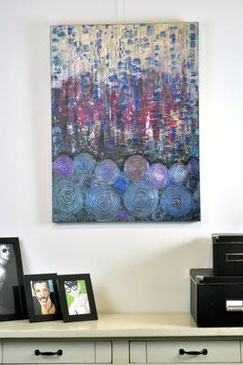 Soft Tones, 60 x 80 cm.  Painting by Dieter Verspeelt