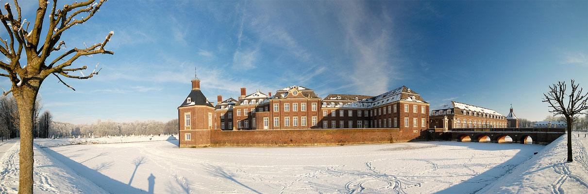 Schloss Nordkirchen im Winter