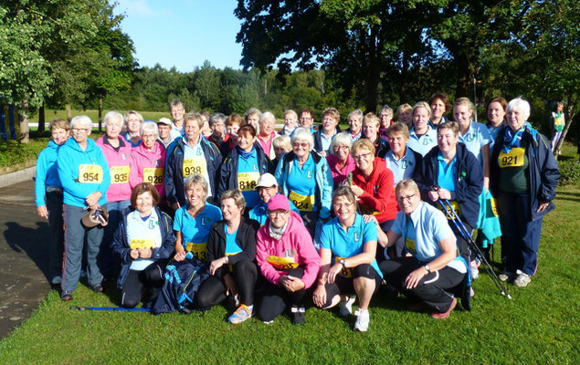 Bordesholmer Landfrauen; See and Run in Bordesholm
