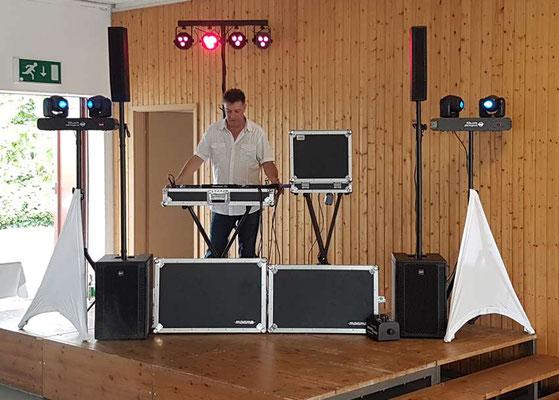 Setup DJ Dresden 2020
