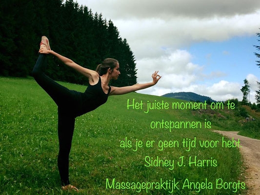 massage Soest, yoga Soest, meditatie Soest, burn out, ontspanning