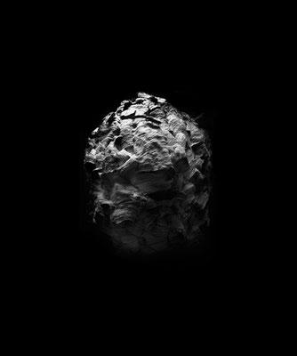 Michael Koch: Planet, 2017, Lambdaprint, Diasec