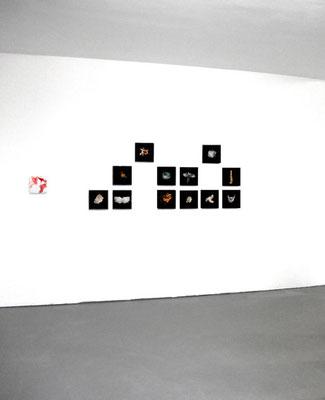 Rendez-Vous der Freunde, Studio 2.14, HB55, Berlin, 2014