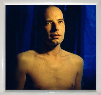 Michael Koch: Rene, 2004, C-Print, framed