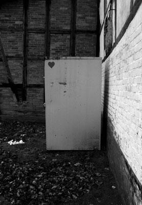Michael Koch: Dorf (Love) 2014, C-Print