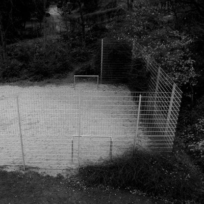 Michael Koch: playground, 2015, C-Print, Diasec
