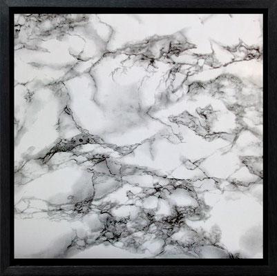 Michael Koch: Carrara, 2011, C-Print, Diasec, gerahmt/Schattenfuge, from: arena