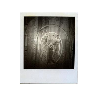 Michael Koch: Paon, 2007, Polaroid