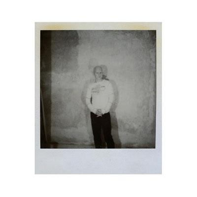 Michael Koch: der Maunz, 2001, Polaroid