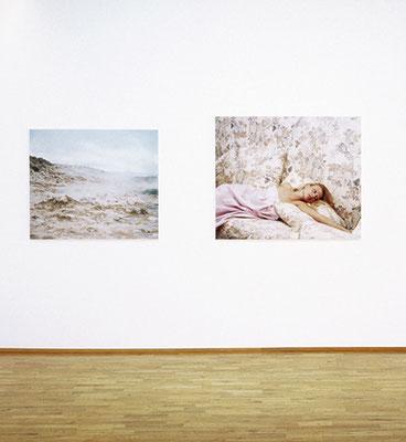 warm up. Galerie 20.21 Essen 2003