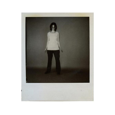 Michael Koch: Christina, 2000, Polaroid