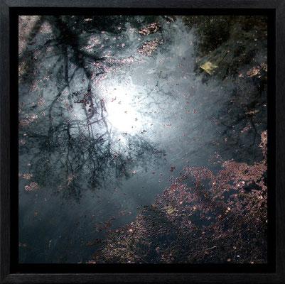 Michael Koch: Spegla, 2011, C-Print, Diasec, gerahmt/Schattenfuge, from: Elysion