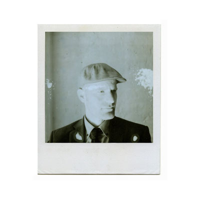 Michael Koch: Steen - Hill Myna, 2014, Polaroid