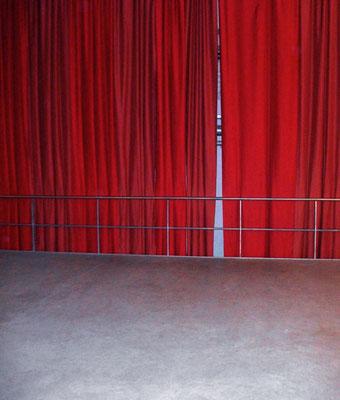 Michael Koch: stage, 2016, C-Print, Diasec