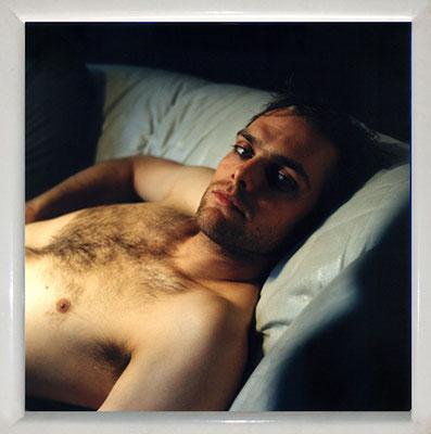 Michael Koch: Dorian, 2004, C-Print, framed