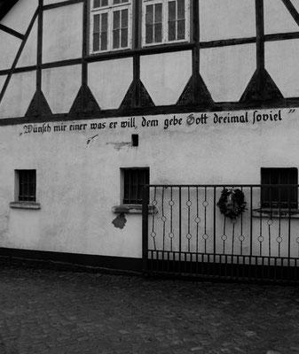 Michael Koch: Dorf (Wunsch) 2015, C-Print