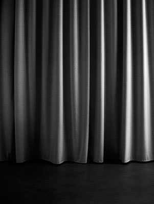 Michael Koch: final curtain, 2016, Inkjet-Print