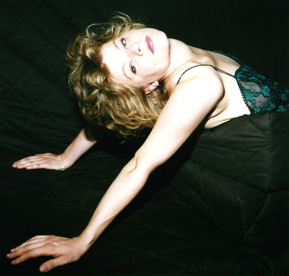 Michael Koch: Jessica, C-Print, 2006, from: Limbo
