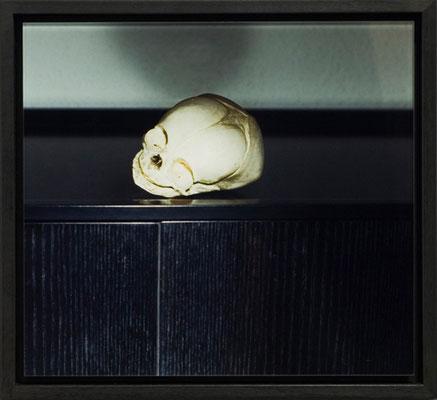 Michael Koch: Belmondo, 2008, C-Print, Diasec, gerahmt/Schattenfuge, 25cm x 28cm