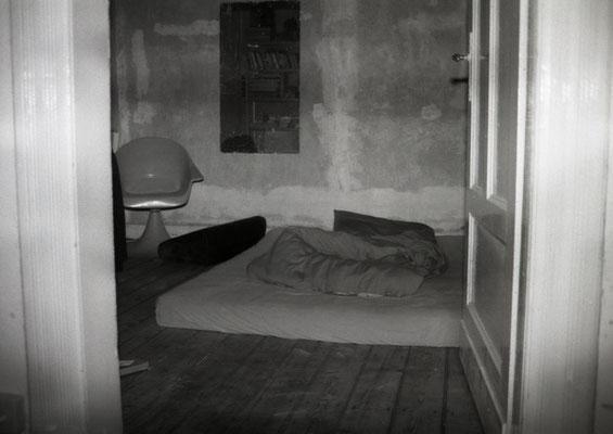 Michael Koch: past room, 2015, C-Print, Diasec