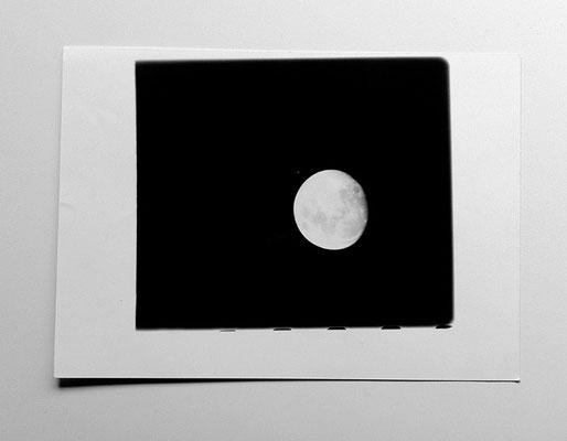 Michael Koch: Mond, 2012, C-Print / Repro