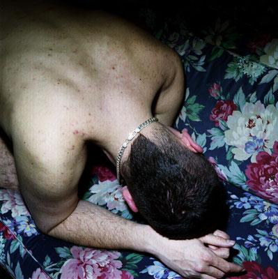 Michael Koch: Vittorio, 2010, C-Print, Diasec, from: arena