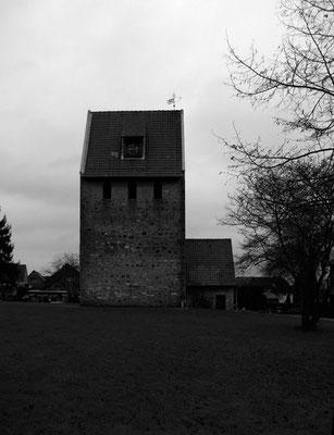 Michael Koch: Dorf (Kirche) 2015, C-Print