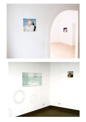Gegenüberstellung kunstradar Düsseldorf 2007/08, B>E>Z>U>G Altes Museum Mönchengladbach 2007