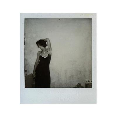 Michael Koch: Jana (armpit), 2001, Polaroid